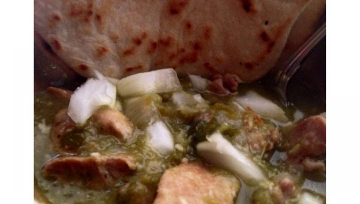 My Favorite Green Chile - Jacque Aragon